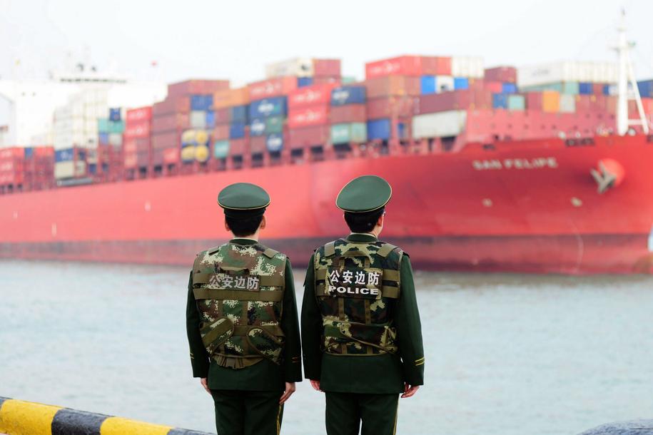 Nasila się konflikt na linii Chiny - USA /YU FANGPING    /PAP/EPA