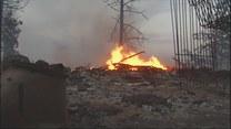 Nasilają się pożary w Stanach Zjednoczonych