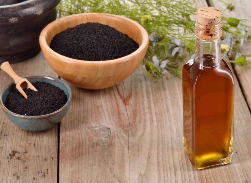 Nasiona czarnuszki są niezwykle zdrowe /©123RF/PICSEL