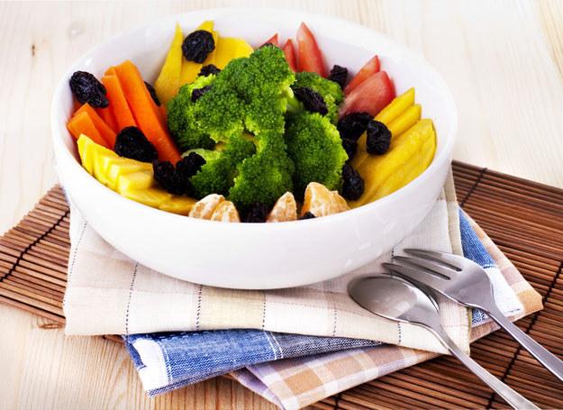 Nasz jadłospis to najlepszy sprzymierzeniec zdrowia /© Panthermedia