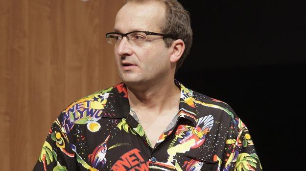 Nasz kabaret nie tylko bawi, lecz również uczy - przekonuje Robert Górski / fot. Podsiebierska /AKPA