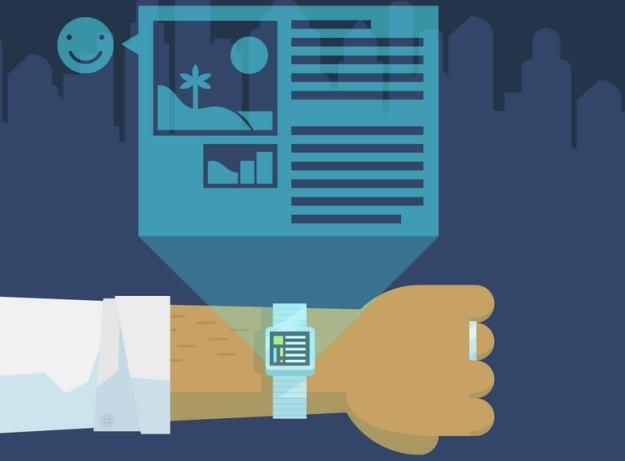 Nasz osobisty doradca - wszystko dzięki urządzeniom takim jak smartwatch /materiały prasowe