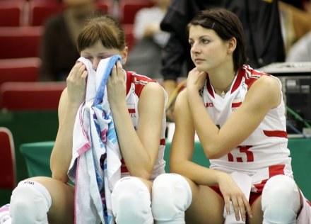 Natalia Bamber i Milena Rosner /AFP