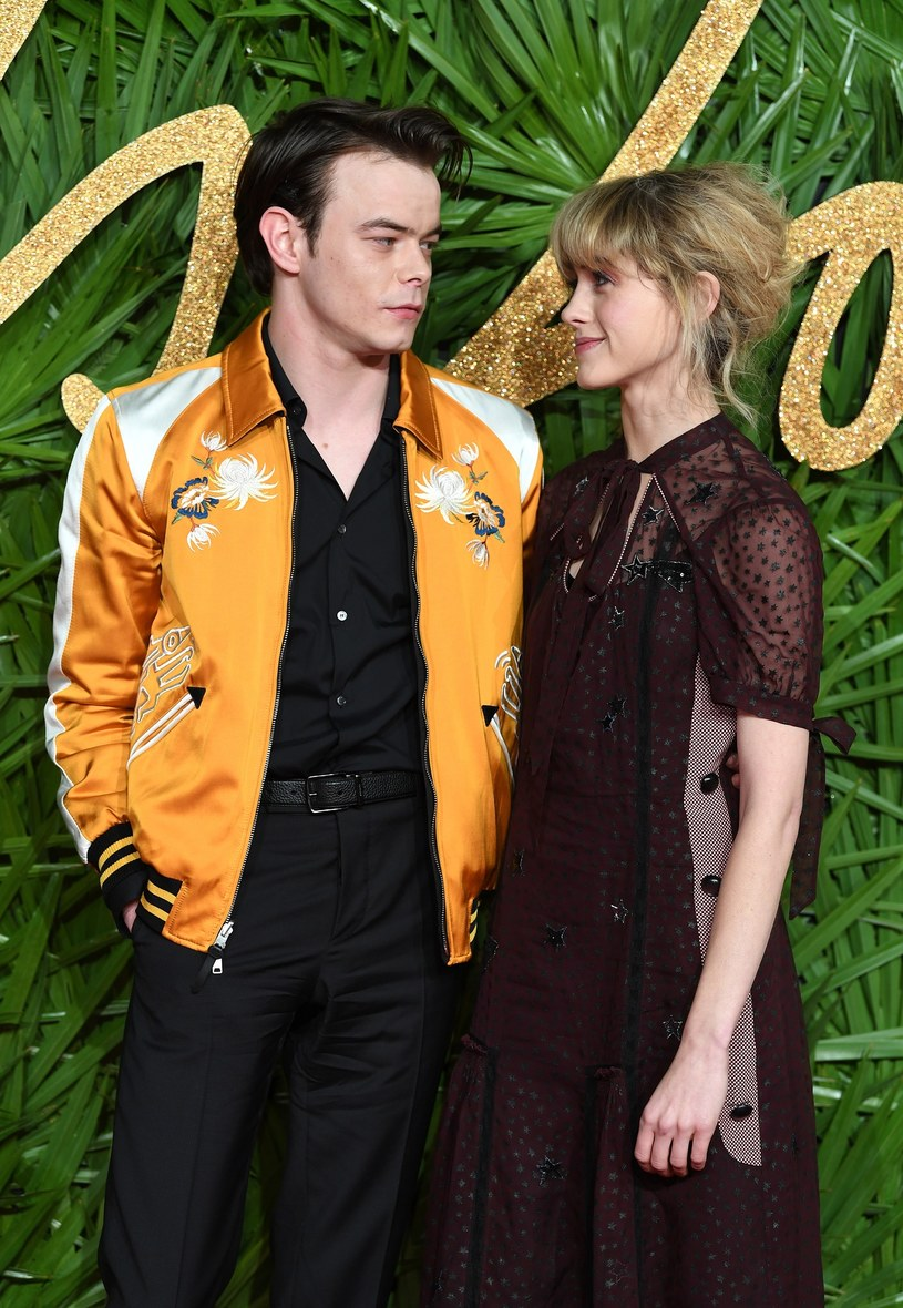 Natalia Dyer i Charlie Heaton /East News