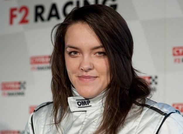 Natalia Kowalska udowadnia, że wyścigi nie są już tylko męskim sportem /materiały prasowe