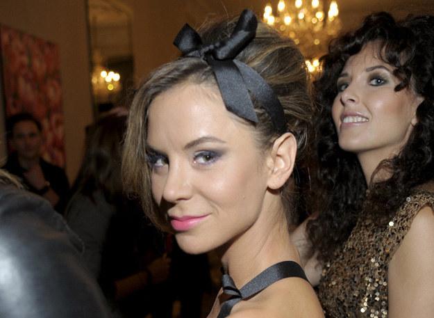 Natalia Lesz również jest fanką koczków /Jacek Kurnikowski /AKPA