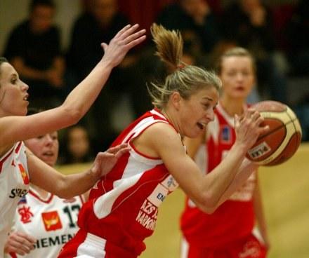 Natalia Małaszewska z AZS KK Jelenia Góra też dostanie medal /Agencja Przegląd Sportowy