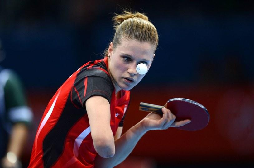 Natalia Partyka, polska tenisistka stołowa /AFP