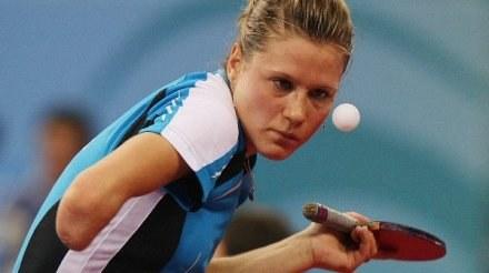 Natalia Partyka urodziła się bez prawej dłoni ale z wielkim talentem /AFP