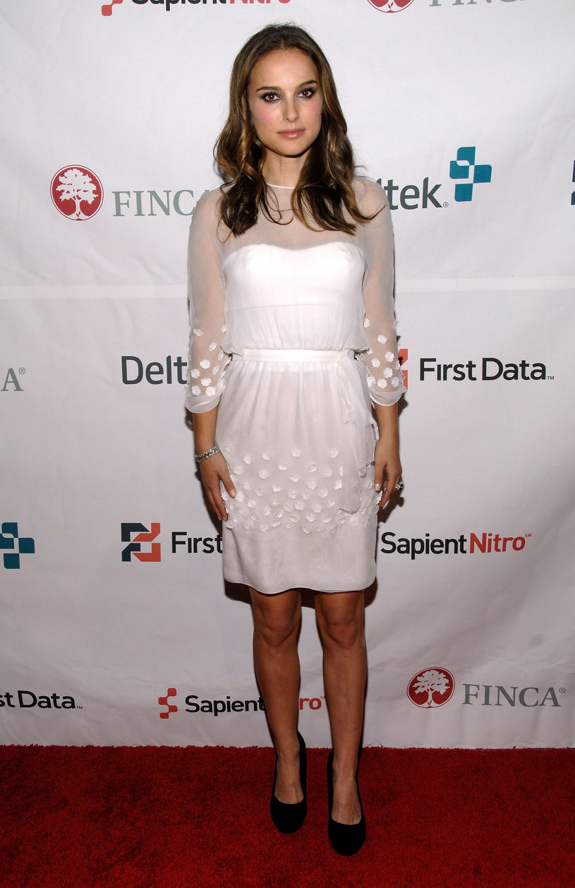 Natalie Potrman  /Getty Images/Flash Press Media