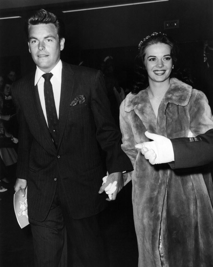 Natalie Wood i Richard Wagner /East News