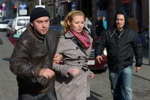 Natalii (Karolina Chapko) grozi niebezpieczeństwo /  /Agencja W. Impact