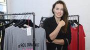 Natasza Urbańska chce sprzedawać swoje ubrania za granicą!