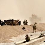 """NATO: Atak na konwój w Kandaharze """"tchórzliwy i brutalny"""""""