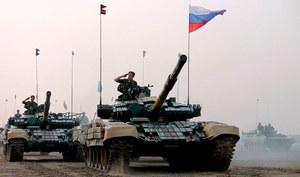 NATO: Rosja zgromadziła duże siły przy ukraińskiej granicy