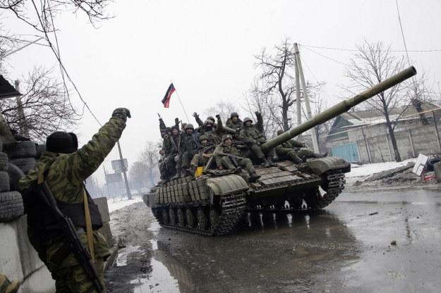 NATO: Rosyjskie systemy przeciwlotnicze na wschodzie Ukrainy
