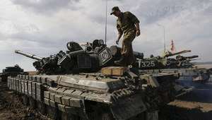 NATO wzywa Rosję do wycofania ciężkiej broni z Ukrainy