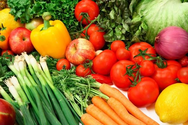 Naturalne barwniki w warzywach /123/RF PICSEL