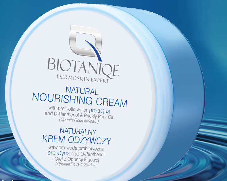 Naturalny Krem Odżywczy Biotaniqe /materiały prasowe