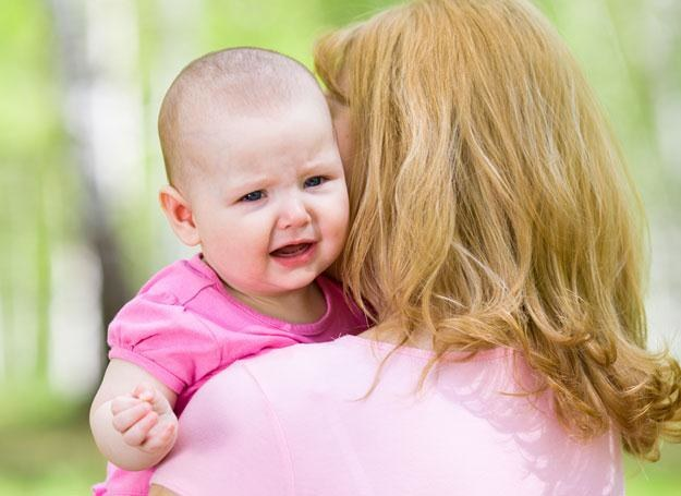 Naturalny pokarm nie zabezpiecza, niestety, niemowlęcia przed objawami alergii pokarmowej /© Panthermedia