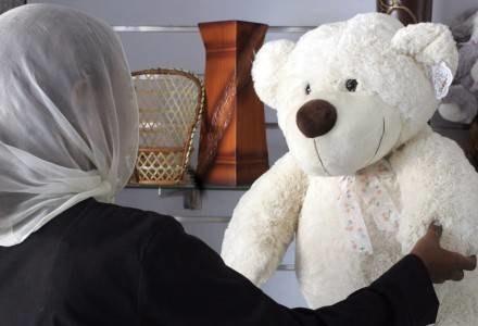 Nauczycielka pozwoliła uczniowi nazwać misia imieniem proroka  Mahometa /AFP
