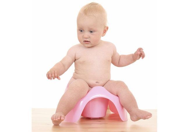 Nauka kontrolowania wypróżnień jest najbardziej zróżnicowaną sferą rozwoju dziecka /© Panthermedia