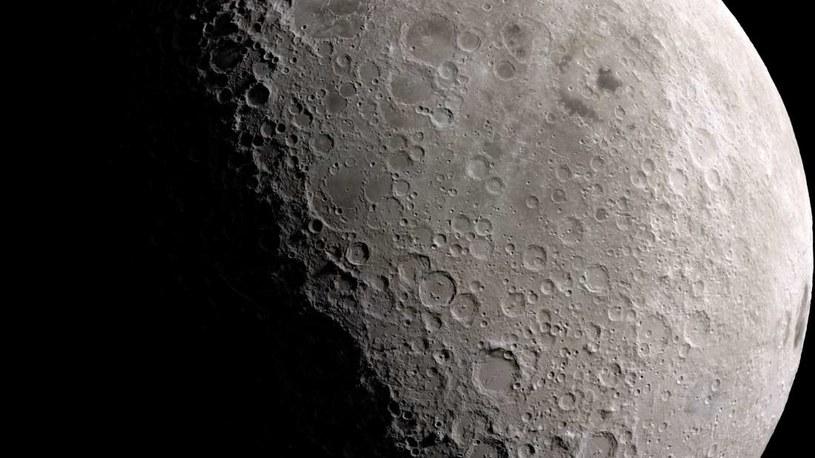 Naukowcy NASA wykorzystali sztuczną inteligencję do poszukiwania kraterów księżycowych /NASA