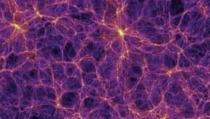 Naukowcy obliczyli prędkość ciemnej materii
