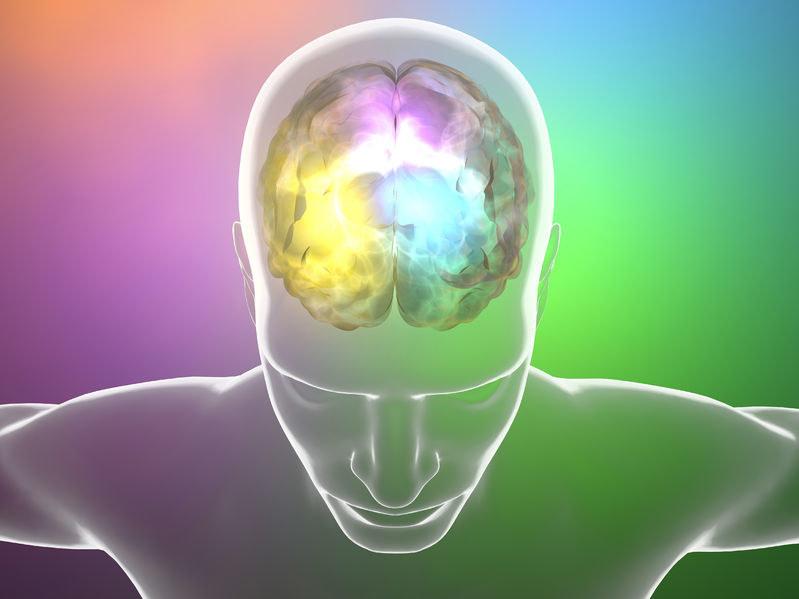 Naukowcy odnotowali aktywność mózgu podczas przeżycia religijnego /123RF/PICSEL