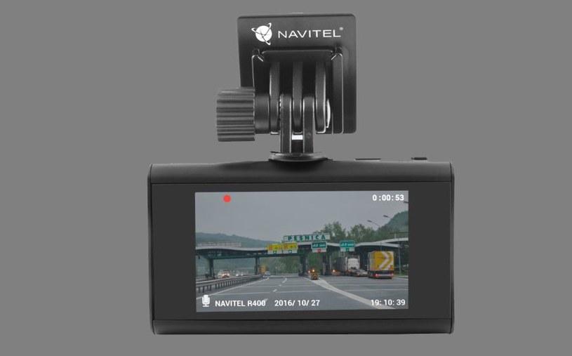 Navitel R400 Full HD /materiały prasowe