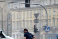Nawałnica dała się we znaki mieszkańcom stolicy