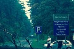 Nawałnice nad Mazowszem