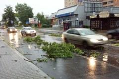 Nawałnice nad Polską. Zdjęcia z Gorącej Linii RMF FM