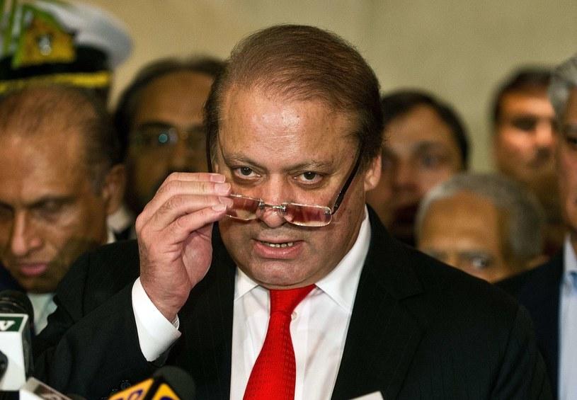 Nawaz Sharif /AFP