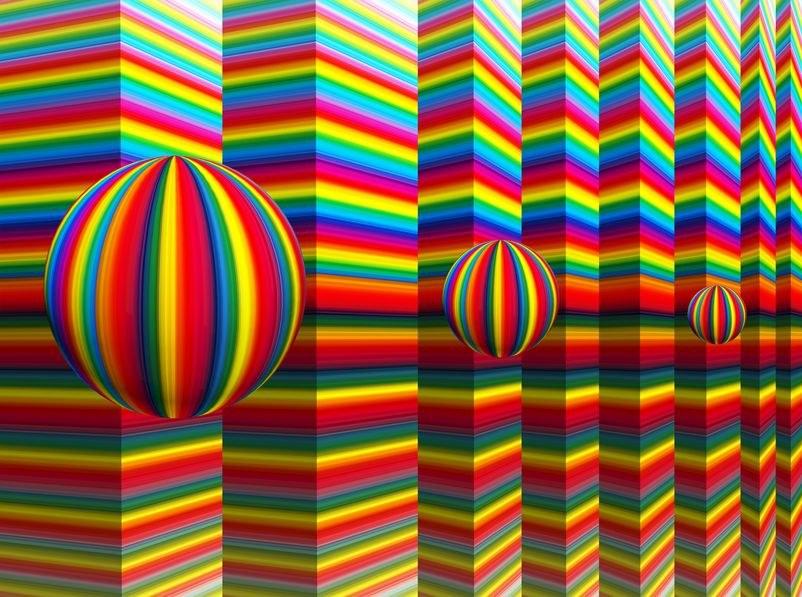 Nawet najbardziej abstrakcyjne sny mają jakieś znaczenie /123RF/PICSEL