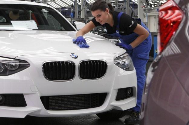 Nawet Niemcy marzą o BMW... /