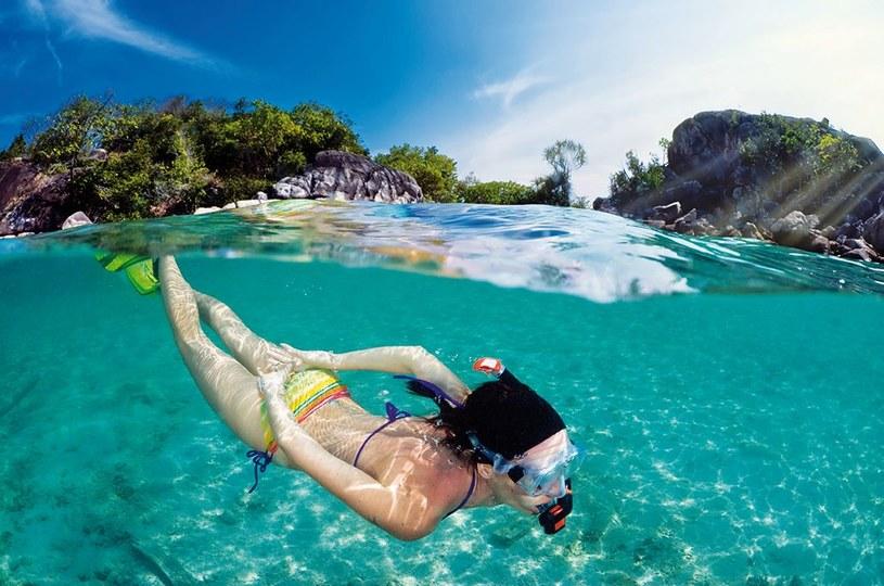 Nawet wyjeżdżając nad wodę, zamiast leżeć na plaży wolimy trochę się zmęczyć /materiały prasowe