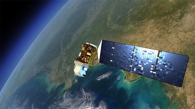 Nawigacja GPS stała się technologią powszechną /NASA