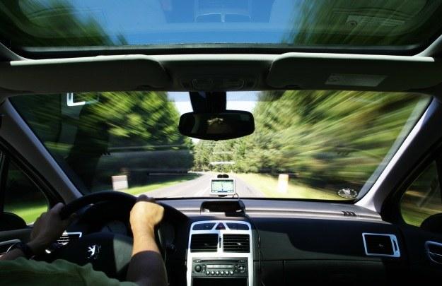 Nawigacja wbudowana czy własna? To wybór w dużej mierze zależny od kierowcy /©123RF/PICSEL