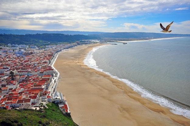 Nazare. Piękne miasto w Portugalii /123/RF PICSEL