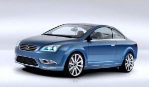 Nazwę Vignale nosił już koncepcyjny Focus z 2004 roku, zapowiadający odmianę coupe-kabriolet. /Ford
