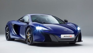 Nazywam się McLaren 650S