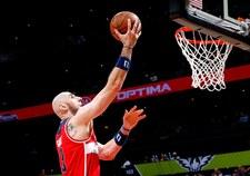 NBA. 41. double-double Gortata, Wizards wygrali z Hornets