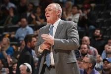 NBA: George Karl zwolniony z funkcji trenera Sacramento Kings