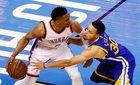 NBA: Golden State Warriors o krok od odpadnięcia z rywalizacji