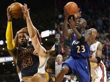 NBA. LeBron James wymazuje rekordy Jordana i Magica