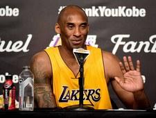 NBA. Skradziono pamiątki Kobego Bryanta
