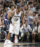 NBA - spacerek San Antonio Spurs