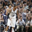 NBA - spacerek San Antonio Spurs