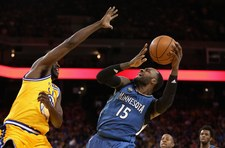 NBA: Warriors zatrzymani przez Timberwolves